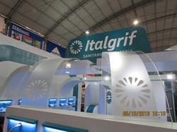 Italgrif - Stand Excon 2013