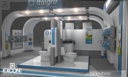Italgrif - Stand Excon 2014