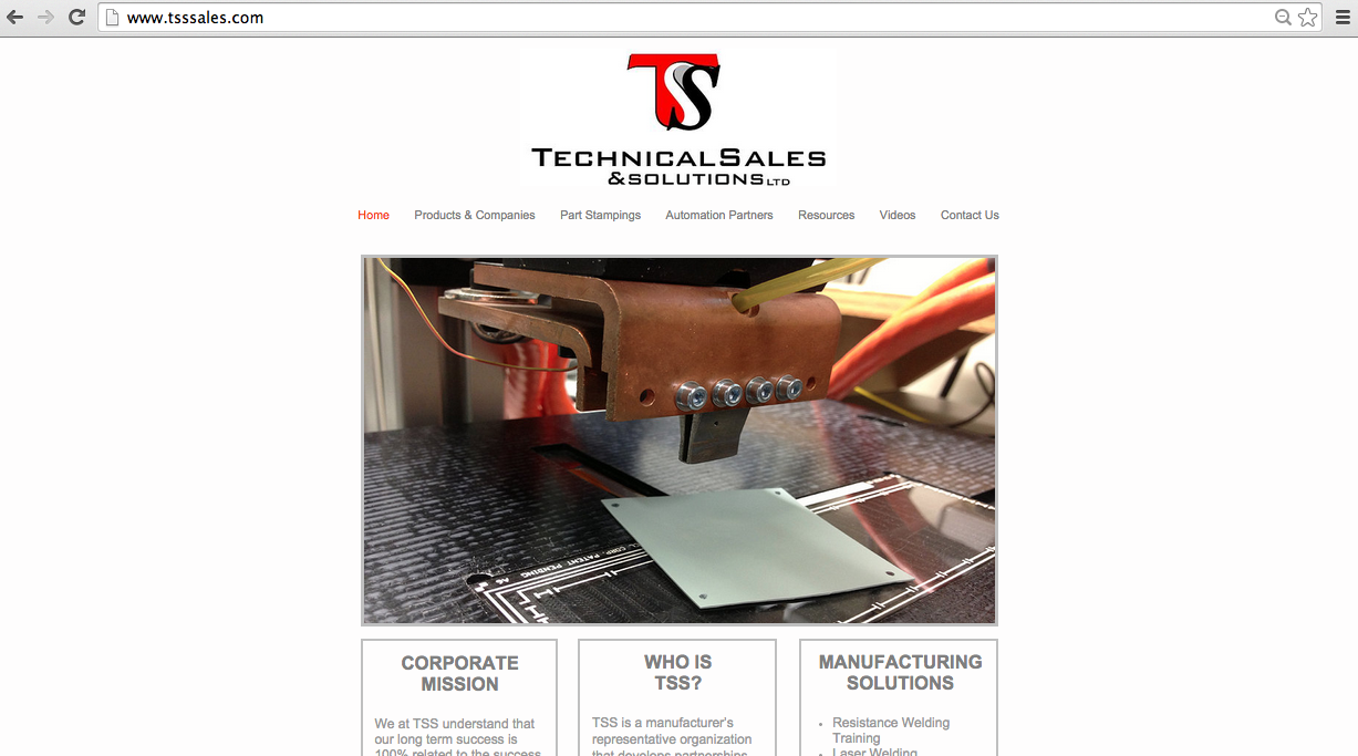 TSS Website