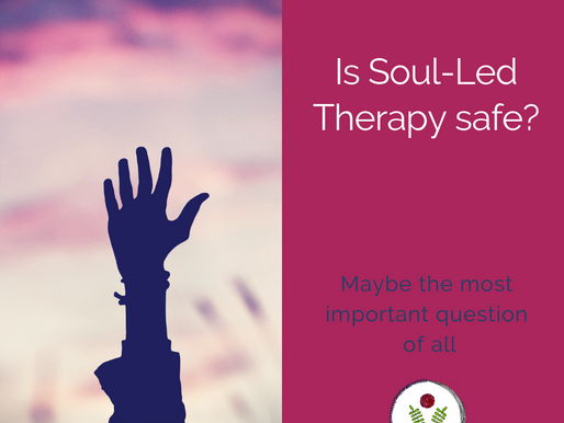 Is Soul-Led Therapy safe?