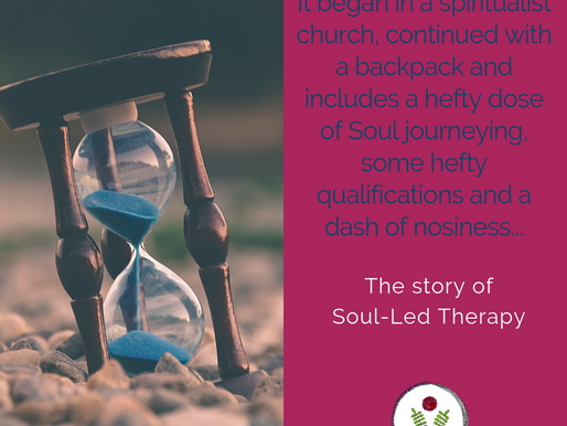 The story of Soul-Led Therapy