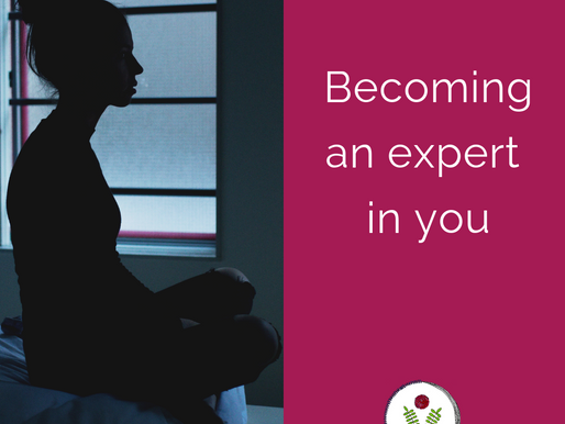Becoming an expert in you