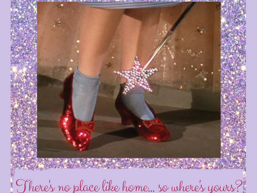 There's no place like home - so where's yours?