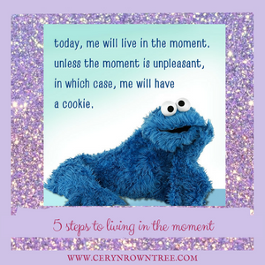 Living in the moment: no cookies required!