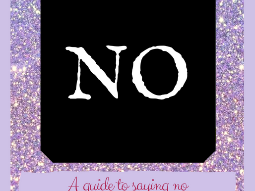 A guide to saying no