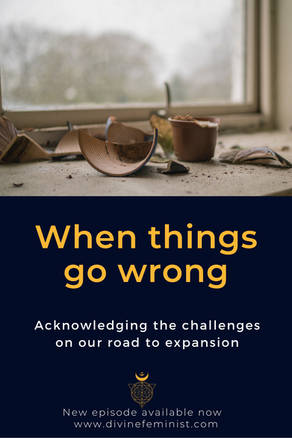 When things go wrong: Acknowledging the challenges on our road to expansion