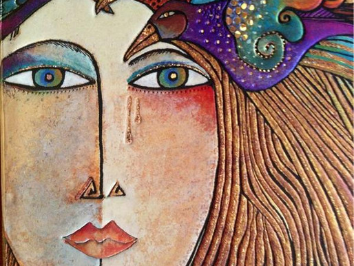 Tears and rainbows: The beauty after a broken heart