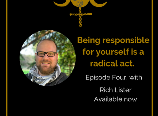 Episode Four: Responsibility, balance and change