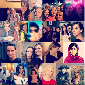 Some of the awesome women who inspire me x