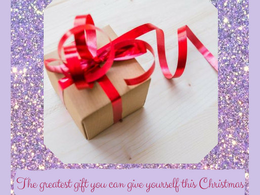 The greatest gift you can give yourself this Christmas
