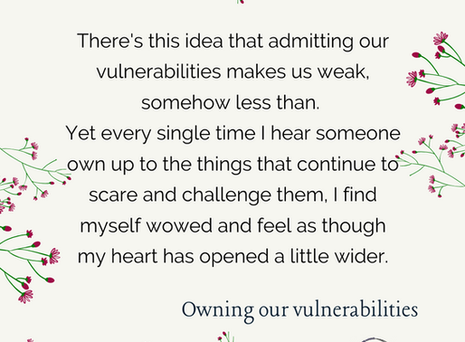 Owning our vulnerabilities