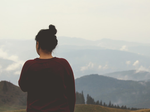 Why I'm big on making peace with your past