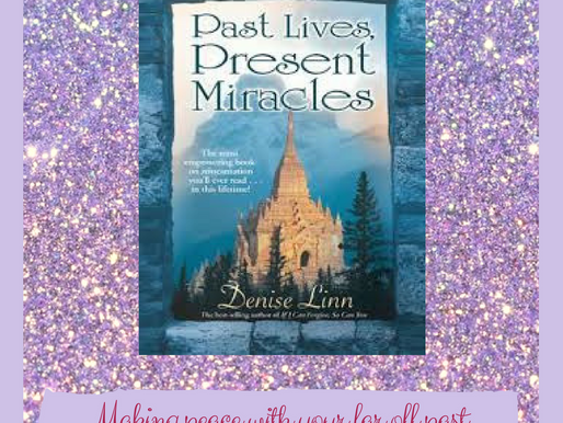 Making peace with your past… your far off past
