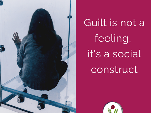 Getting to grips with guilt