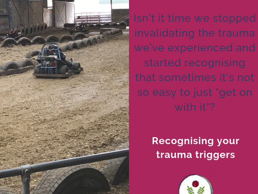 Recognising your trauma triggers
