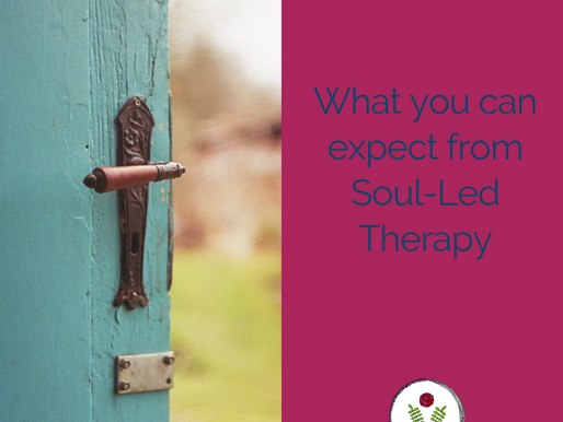 What you can expect from Soul-Led Therapy