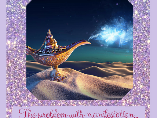 "The problem with ""manifestation"""