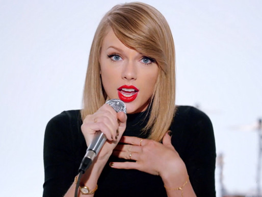 Why I'm totally backing Taylor Swift this week