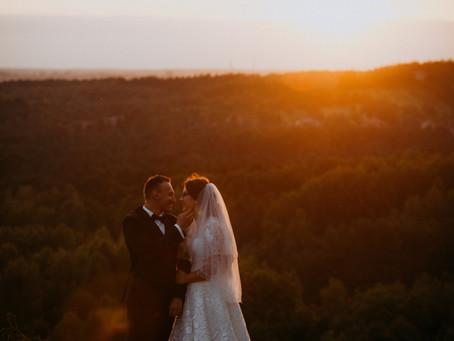 Marlena i Adrian | reportaż i sesja ślubna | Częstochowa