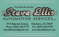 Steve Ellis Automotive Services