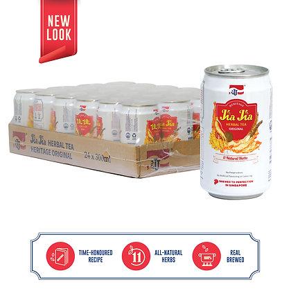 經典涼茶 - 1 箱 24 罐包裝