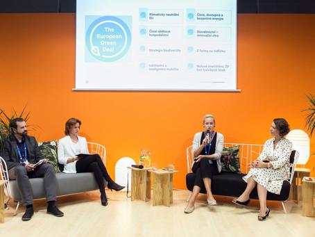 Změna k lepšímu na konferenci Odpad Zdrojem 2020