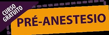 Logo Pré-Anestesio