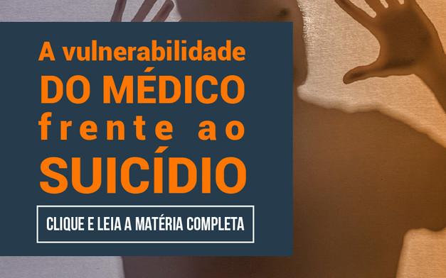 A vulnerabilidade do médico frente ao suicídio