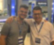 Dr. Eduardo Piccinini e Dr. Thiago Tavares