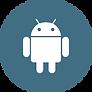 botão android