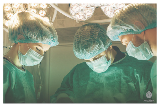 Anestesia opioid free – Técnica da anestesia geral