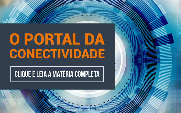 Página O Portal da Conectividade