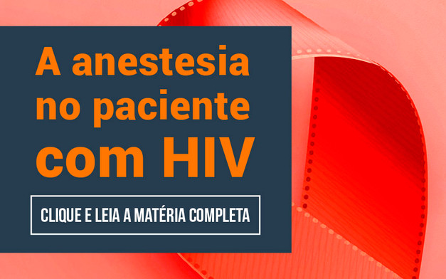 A anestesia no paciente com HIV