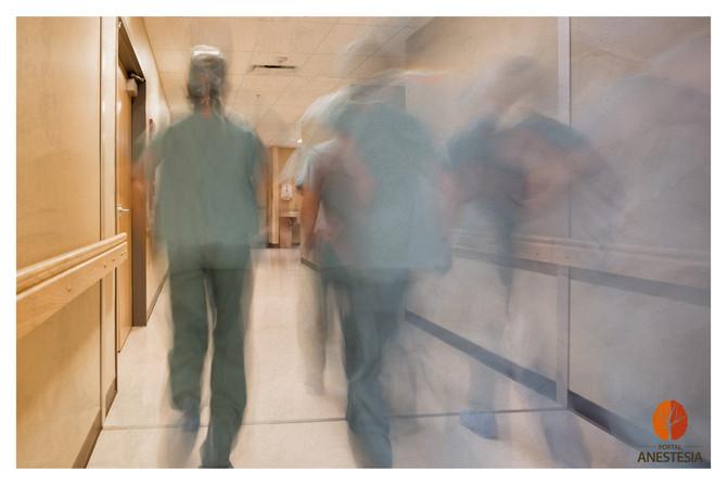 Centro cirúrgico é sinônimo de... conflito! Mas quem disse que isso é ruim?