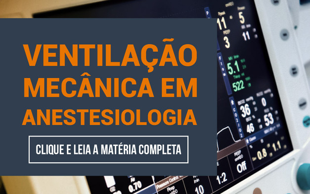 Blog ventilação mecânica em anestesiolog