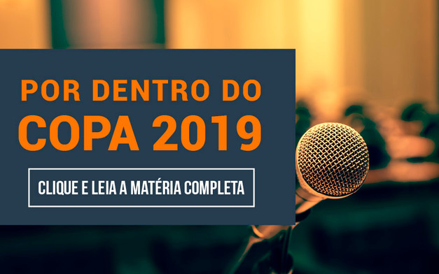Por dentro do COPA 2019