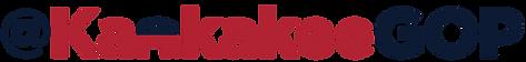 Twitter Feed KankakeeGOP Logo.png