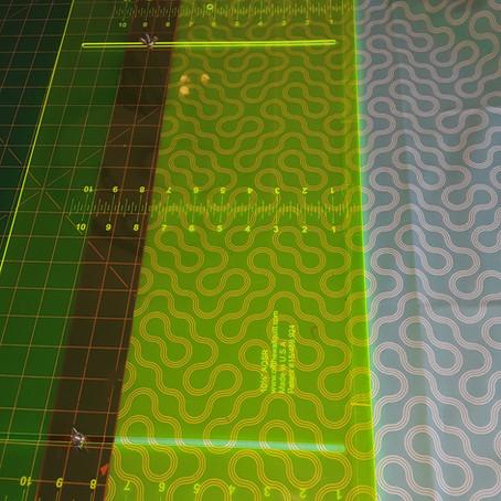 Hope for Tomorrow QAL: Week Two -Fabric Frenzy