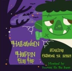 Halloween Hoppin' Blog Hop Day 3