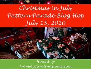 Christmas in July- Coming Soon!