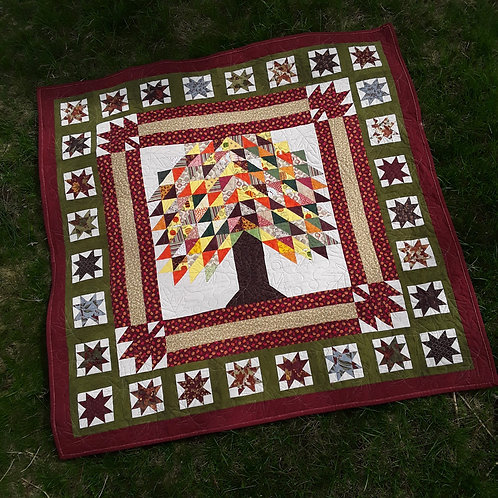 The Fall Quilt Pattern