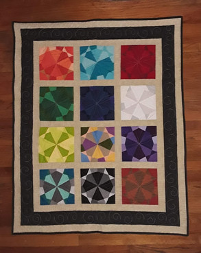 Tribes of Israel Quilt Along