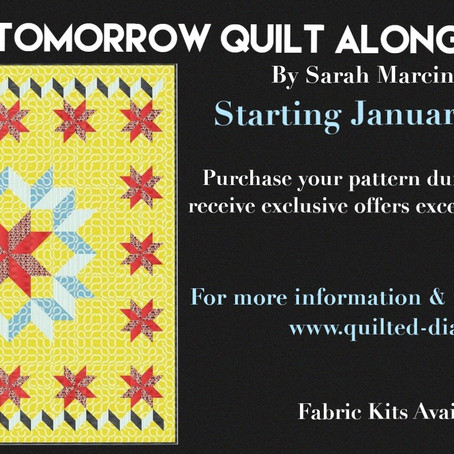 Hope for Tomorrow Quilt Along