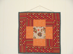 Fall Frenzy Wall Quilt