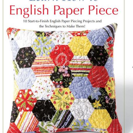 Book Review: Learn How to English Paper Piece