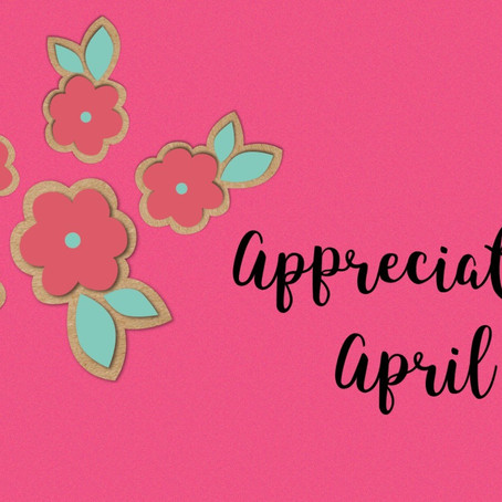 Appreciative April