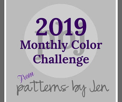 February #2019MonthlyColorChallenge