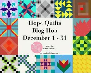 Hope Quilts Blog Hop