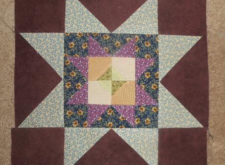 Quilt Challenge: Celaeno Block