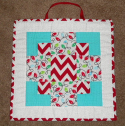 Christmastime Wall Quilt